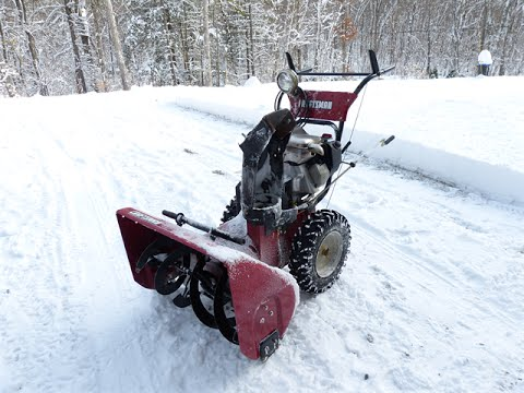 Craftsman Snowblower Auger Belt Replacement Highlights