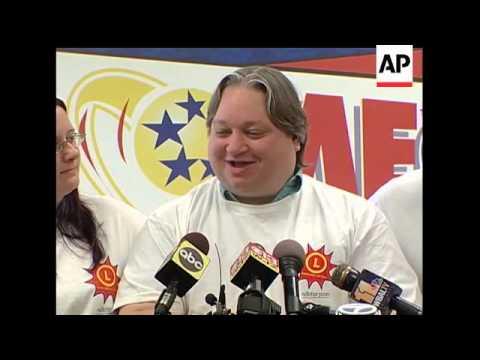DV Lottery Winner