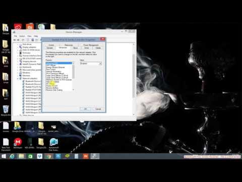 How to change/spoof mac Address of PC (Windows)
