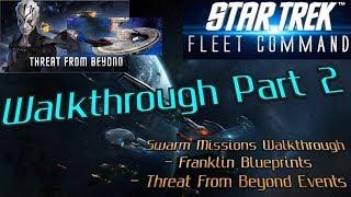 Star Trek Fleet Command - How to raid a base - PakVim net HD Vdieos