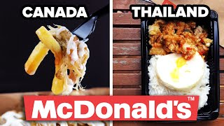 Download Eating McDonald's Around The World Video