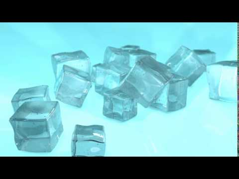 Ice cubes by JD