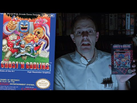 Ghosts N' Goblins - Angry Video Game Nerd - Episode 108