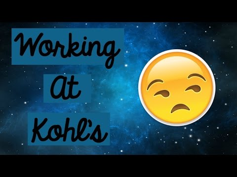 My Experience Working At Kohl's
