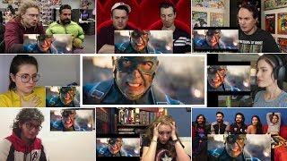 Download Avengers: Endgame Trailer #2 (2019) Reactions Mashup Video