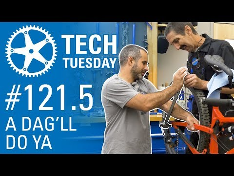 Aligning Derailleur Hangers with Seth's Bike Hacks | Tech Tuesday #121.5