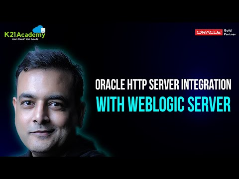 Oracle HTTP Server Integration WebLogic Server for Oracle Apps DBAs