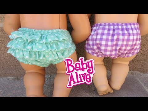BABY ALIVE Opening Baby Clothes & Accessories!