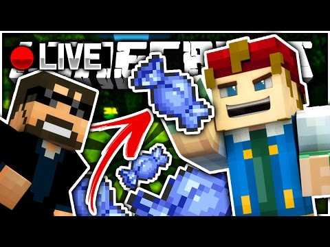 Minecraft | AUTOMATING RARE CANDIES AND FOSSILS W/ SSUNDEE!! | Pokemon Craft