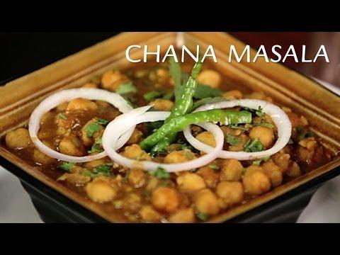 Chana Masala (Chole) Recipe | MAGGI Creative Kitchen
