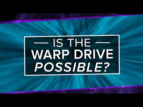 Is The Alcubierre Warp Drive Possible? | Space Time | PBS Digital Studios
