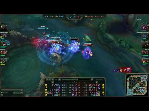 WHAT WAS THAT!? Miss Fortune Korean Build Patch 6.10