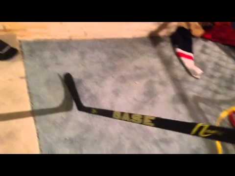 Base hockey stick full review