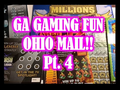 GA Gaming Fun OHIO Tickets Pt. 4!!!! Go Check him out!!