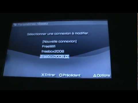Comment installer internet sur sa PSP ( Toute les explication )