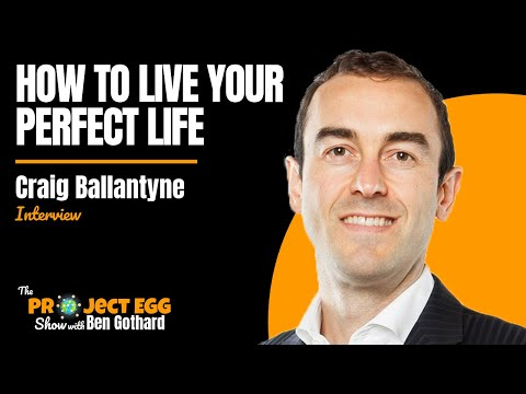 How To Achieve Higher Performance [ft. Craig Ballantyne, Author of The Perfect Day Formula]