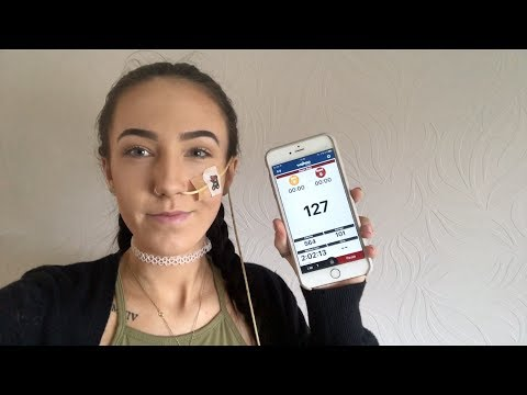 ♡ Kidney Infections + Monitoring my pulse at Home! (12.07.17)   Amy's Life ♡