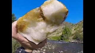 Download Clear creek Colorado gold Video