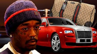 7 expensive things owned by Lil Uzi Vert