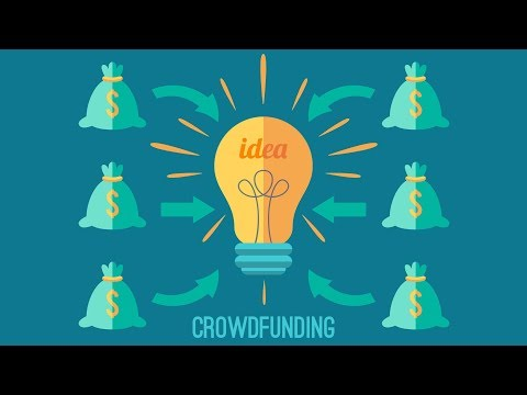 MAKE MONEY ONLINE 2017-  CROWDFUNDING LOW INVESTMENT 1$