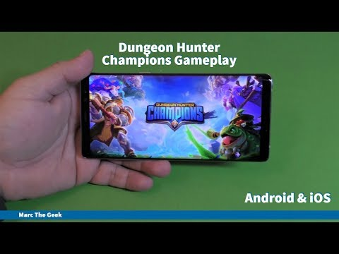 Dungeon Hunter Champion Gameplay