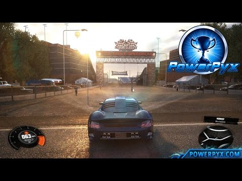 The Crew - Indy Car Racer Trophy / Achievement Guide
