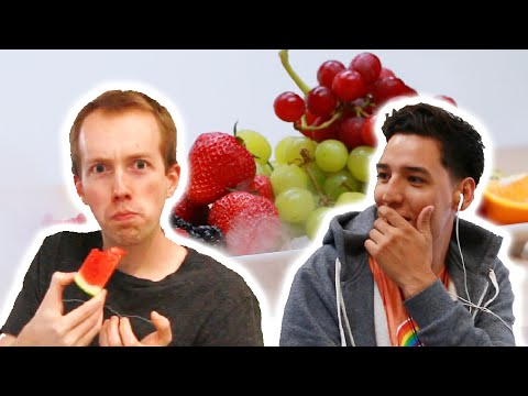 DIY Fizzy Fruit