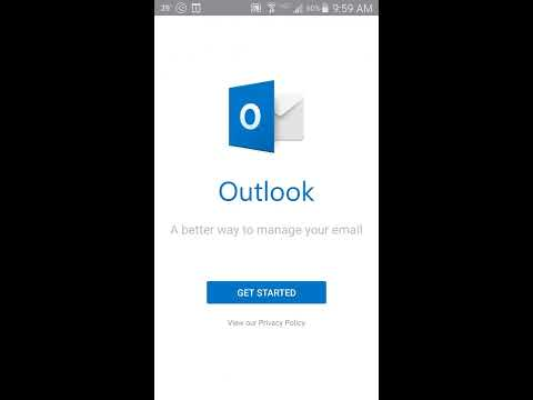 Using The Microsoft Outlook App With MSU O365 E-Mail