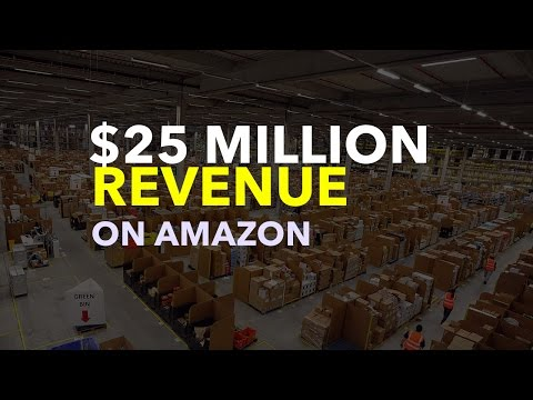 Jim Cockrum Pulls 25 Million per year Revenue selling on Amazon and Beyond