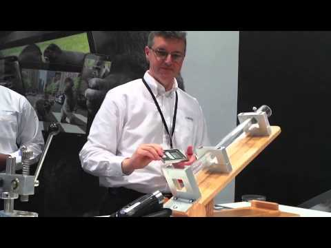 Corning Gorilla Glass 3 Demo at CES 2013