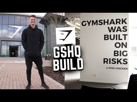 BUILDING THE NEW GSHQ - The World's Greatest Office | Full Tour