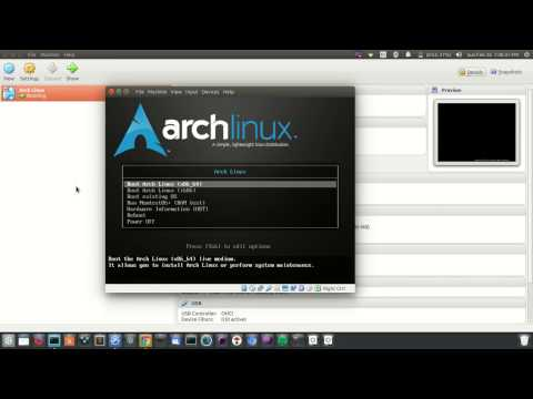 How to reset/recover root password in Arch Linux