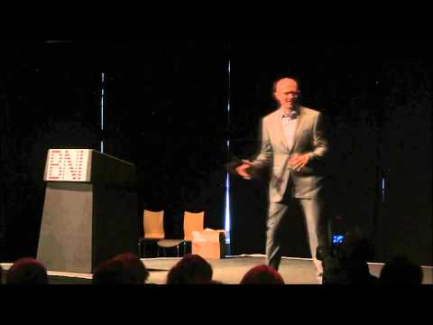 Hear Andy describe his famous AFTERs concept to a conference audience