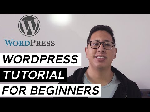 Wordpress Tutorial For Beginners | Create an Ecommerce Website In Under 15 Minutes
