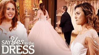 The Most Whimsical Wedding Dresses!   Say Yes To The Dress Ireland