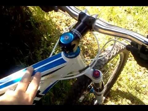 Bike fit: shorter neck (stem!) wider bars