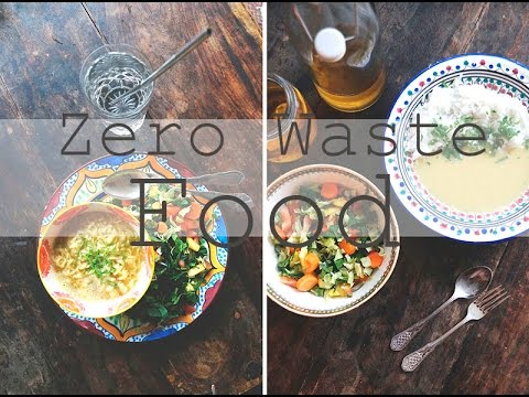 What I Eat In A Day // Zero Waste & Plastic Free Food