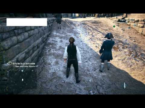 Assassin's Creed Unity is Haunted