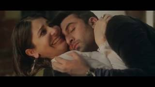 Anushka sharma and Ranveer singh  kiss