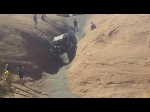 Raw video Sand Flats Moab UT