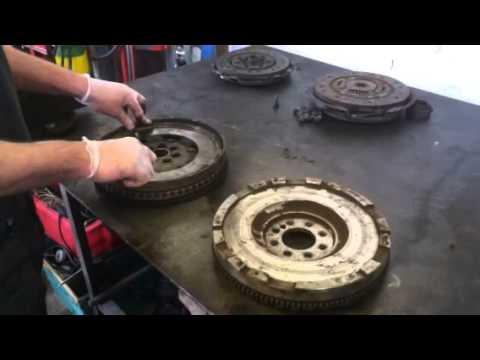 Ford Transit Dual Mass Flywheel