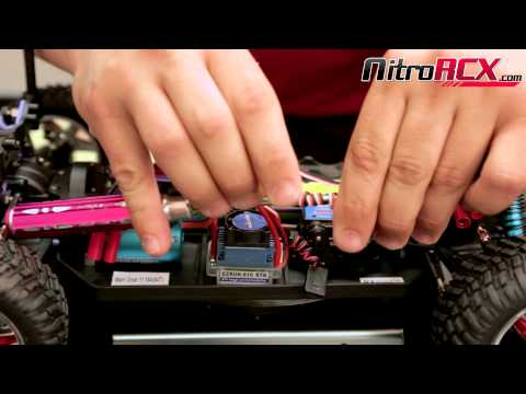 Changing an ESC on a RC Car