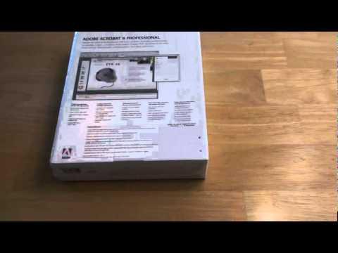 Adobe Acrobat 8 Professional - Windows Full Retail Box