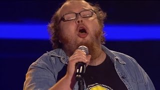 Andreas Kümmert: Whiter Shade Of Pale | The Voice of Germany 2013 | Showdown