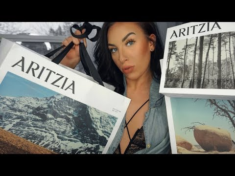 I SPENT OVER $1000 AT ARITZIA & I'M NOT MAD ABOUT IT | Chels Nichole
