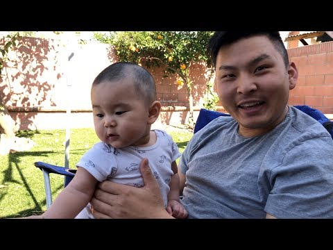 HIS FIRST WORD! - February 3, 2018