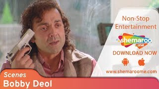 Popular Bobby Deol Scenes from movie Naqaab | Bollywood Best Action Movie