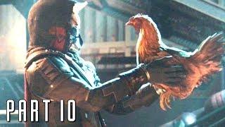 DESTINY 2 Walkthrough Gameplay Part 10 - Fury - Campaign Mission 10 (PS4 Pro)