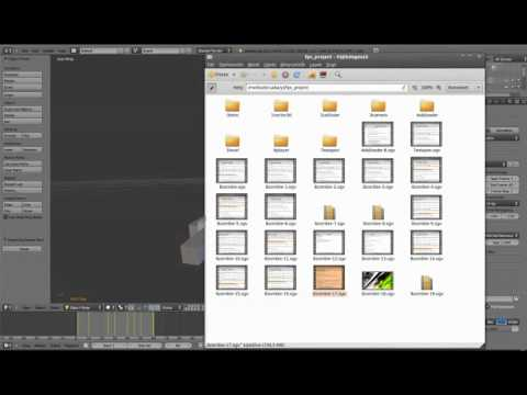 FPS game (OpenGL,SDL,C++) tutorial 8 - create the zombie class