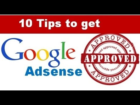 10 killer Tips to get new blog / website approved by adsense (in hindi)